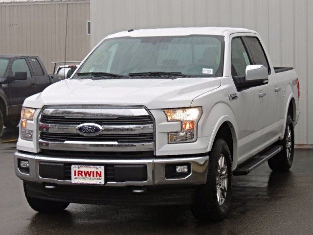 2017 ford f 150 lariat laconia nh tilton rochester for Irwin motors laconia nh