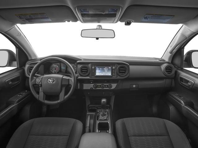 2017 Toyota Tacoma Sr Access Cab 4x4 4 Cyl Auto Std Bed