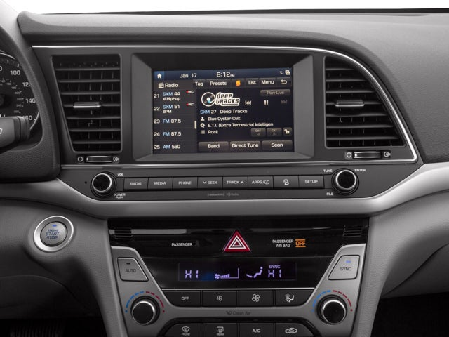 2017 Hyundai Elantra Limited Laconia Nh Tilton Rochester