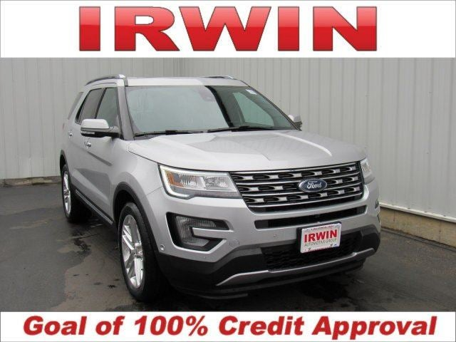 2017 ford explorer limited laconia nh tilton rochester for Irwin motors laconia nh