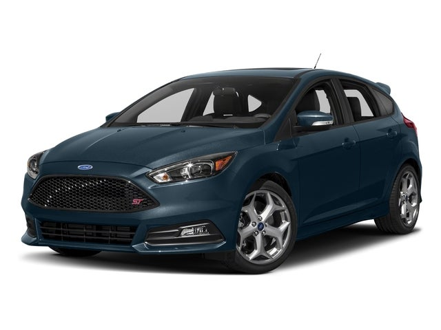 2018 Ford Focus St Laconia Nh Tilton Rochester Concord