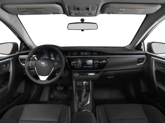 2016 Toyota Corolla S Plus >> 2016 Toyota Corolla S Plus