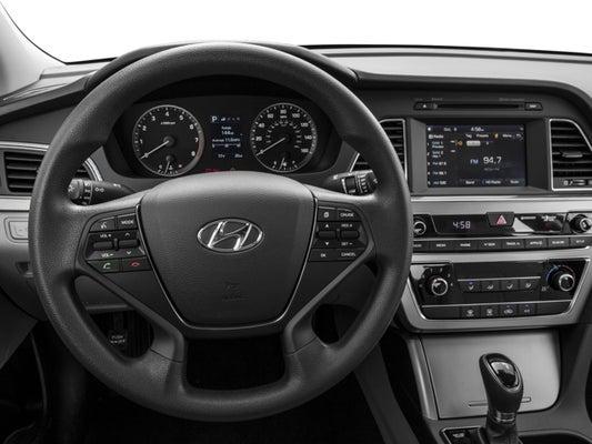 2017 Hyundai Sonata Se In Laconia Nh Irwin Automotive Group