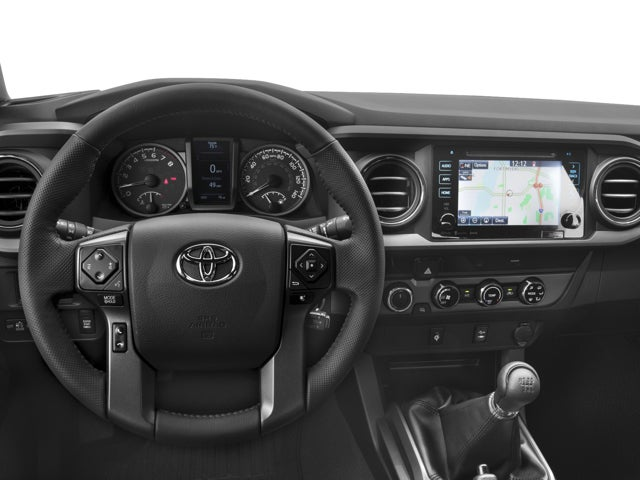 2017 Toyota Tacoma Trd Off Road Double Cab 5 Bed V6 4x4 At In Laconia