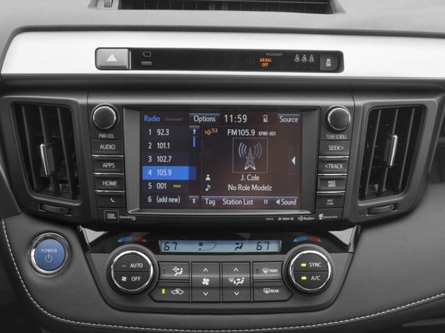 2018 Toyota RAV4 Hybrid Limited Laconia NH  Tilton Rochester
