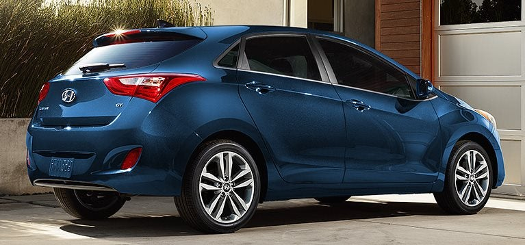 A Look At The Hyundai 2016 Elantra Gt
