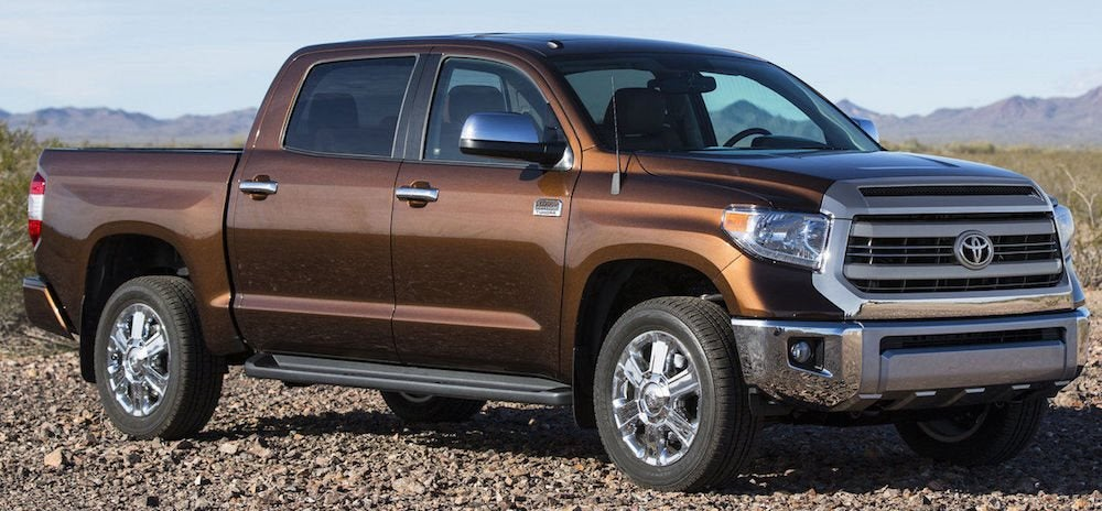 All About The 2016 Toyota Tundra