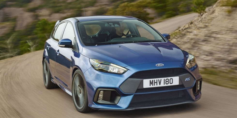 Cool Facts Driving The 2016 Ford Focus Rs